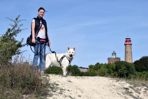 3 Ausflugstipps in Rügen mit Hund
