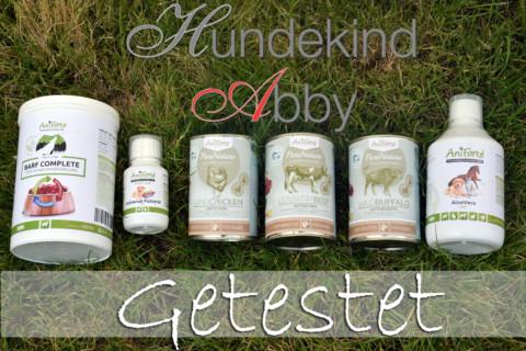 Wir durften Aniforte Produkte testen – Werbung –