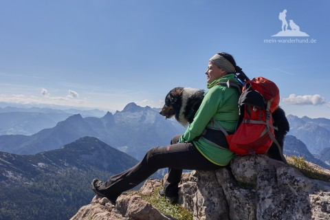 Atemberaubende Bergwanderung mit Hund: Seehorn