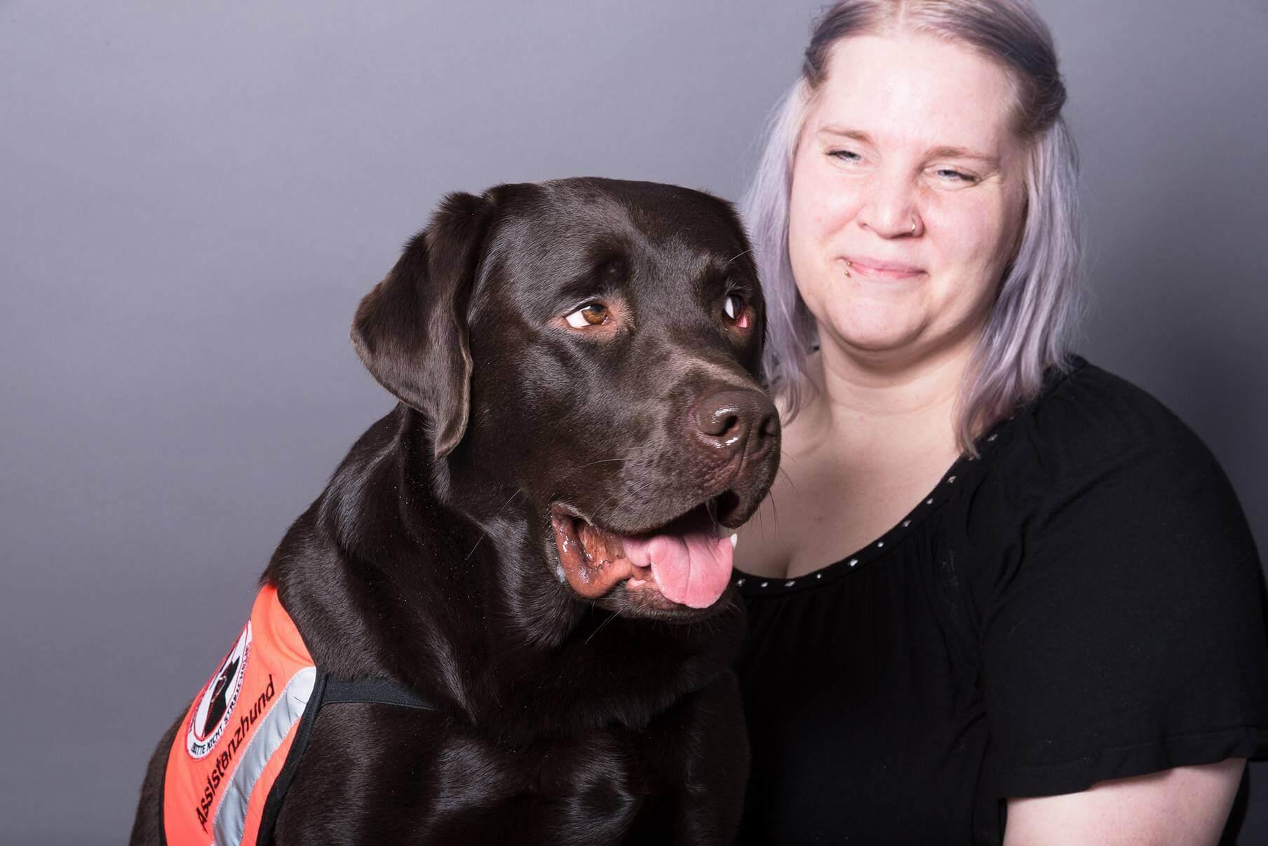 Assistenzhund - Aufgaben, Ausbildung und Training - Hundesport Nubi