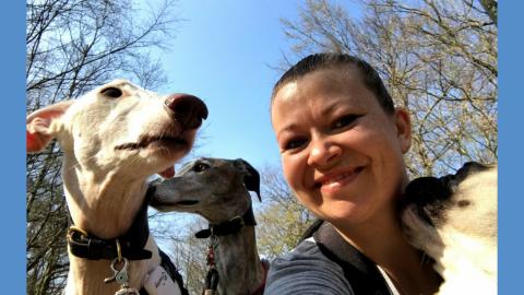 Hundefreundliche Wanderung in Donnerskirchen, Burgenland