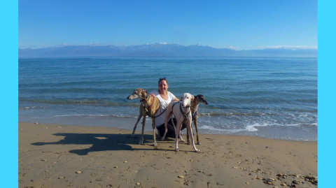 Urlaub mit Hund in Griechenland – die Strände