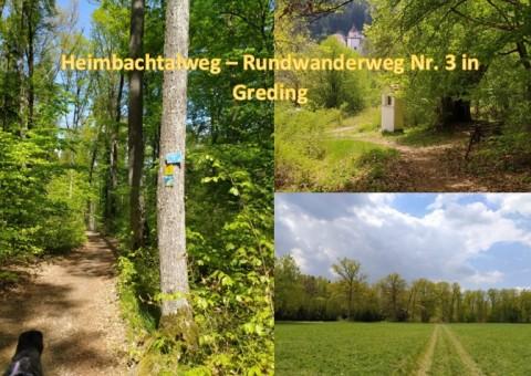 Heimbachtalweg – Wandern mit Hund im Altmühltal