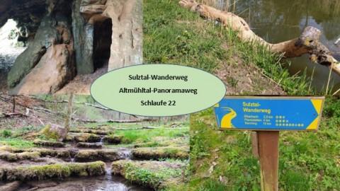 Sulztal-Wanderweg – Wandern mit Hund im Altmühltal