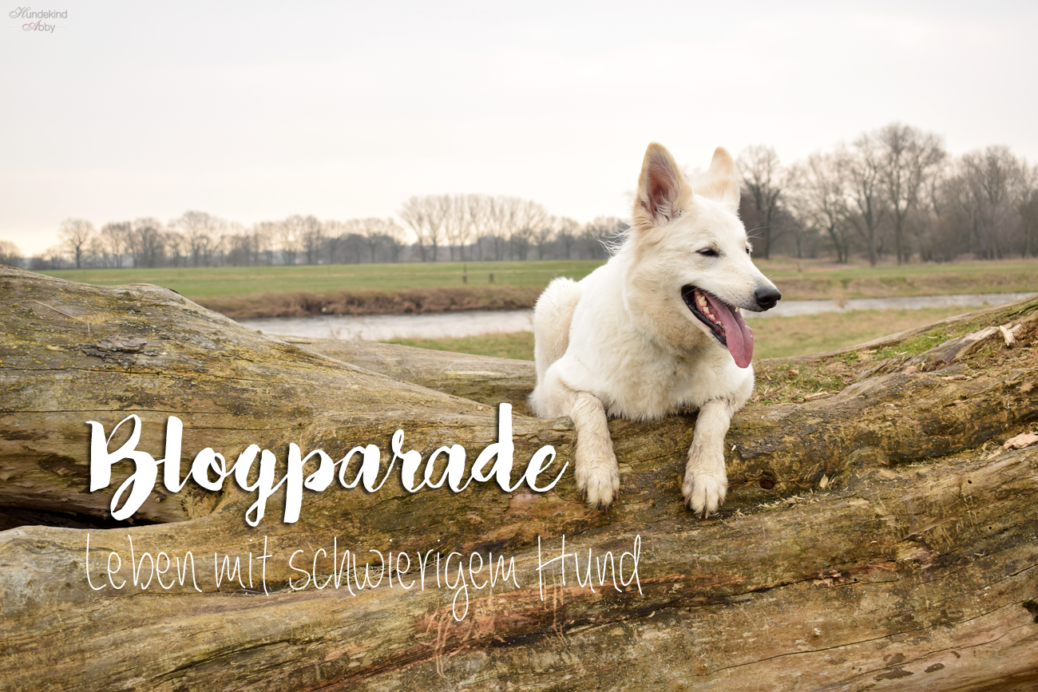 Blogparade Schwieriger Hund