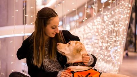 Hunde als Helfer: Wie Assistenzhunde Menschen zurück ins Leben helfen (Interview)