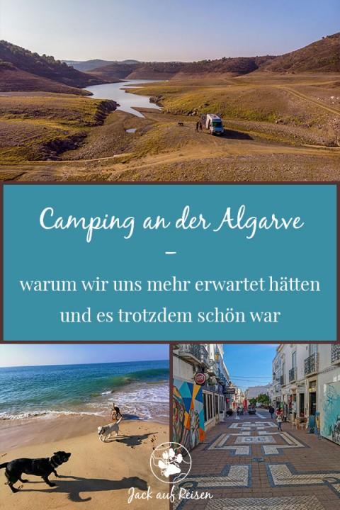 Camping an der Algarve – warum wir uns mehr erwartet hätten und es trotzdem schön war