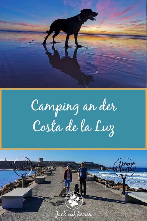 Camping an der Costa de la Luz