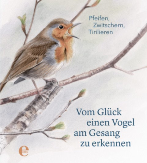 Pauli liest: Warum uns Vogelgezwitscher glücklich macht