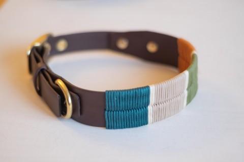 DIY Hundehalsband aus Biothane