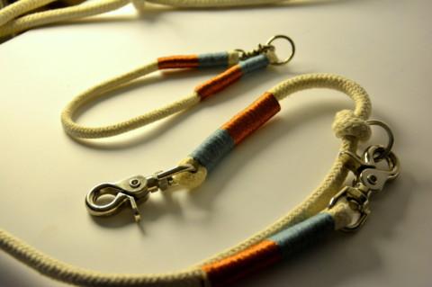 DIY – Tau!! Der  Leinen & Halsband Trend selbst gemacht!