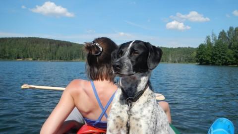 Rochlitz oder – Eine Bootsfahrt die ist lustig