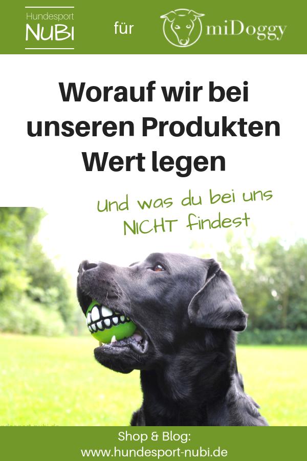 Das Team - Shop für Hundezubehör aufbauen - Hundeblog Hundesport Nubi