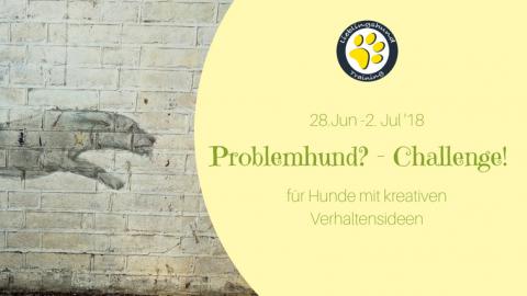 Problemhund?! – Challenge! vom 28.Jun bis 2.Jul