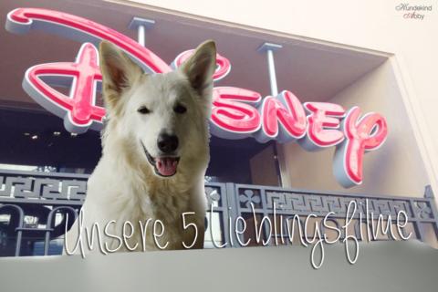 Die 5 schönsten Disney-Hundefilme