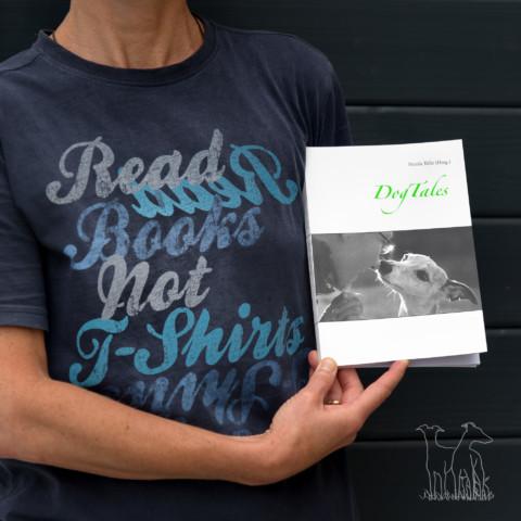 """Hundegeschichten lesen – """"AuA""""-Hunde unterstützen!"""