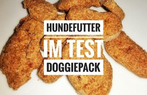Hundefutter im Test – Doggiepack [Produkttest]