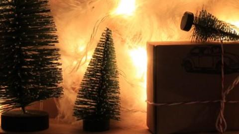 Eine Tüte Weihnachten oder Random Acts of Kindness returned