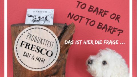 Barfen für Anfänger – Wir stürzen uns ins Barf-Abenteuer (Werbung)