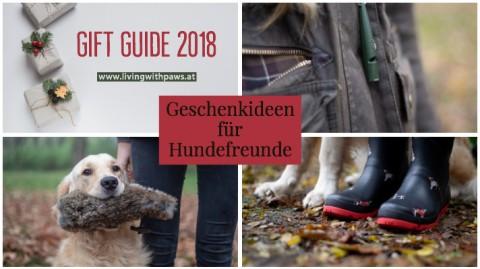Geschenkideen für Hundefreunde