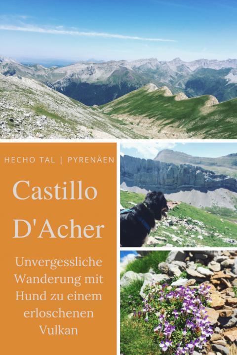 Außergewöhnlich, Atemberaubend & Anstrengend – Wanderung auf den imposanten Castillo D'Acher