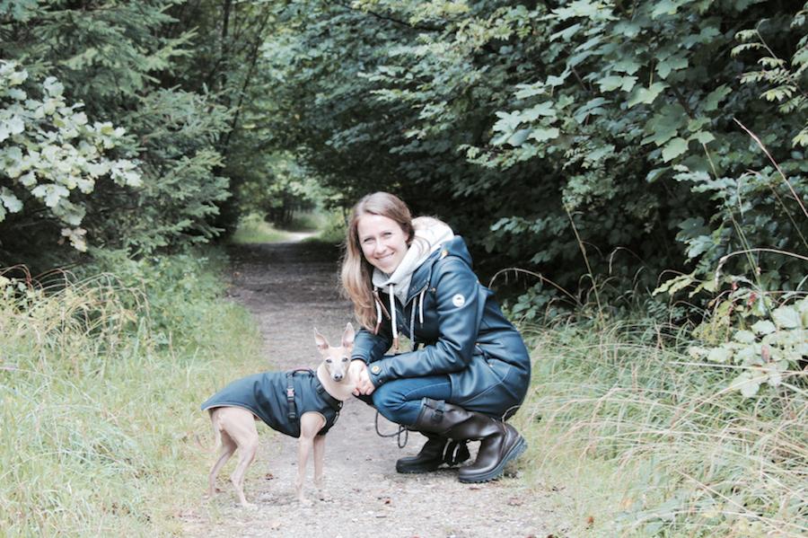 Herbst mit Hund Gummitstiefel Tipps 7