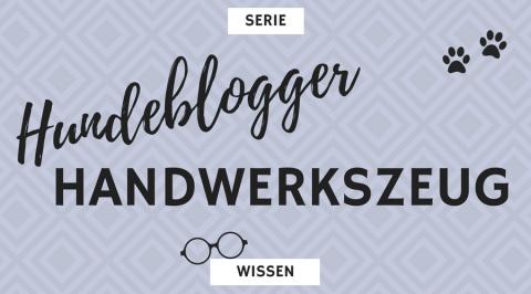 Hundeblogger Handwerkszeug – Wissen [ Fachbegriffe für Blogger ]