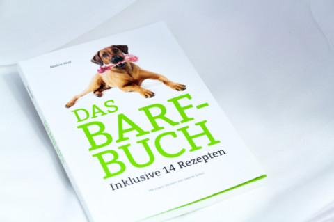 Buchempfehlung : Das Barfbuch von Nadine Wolf