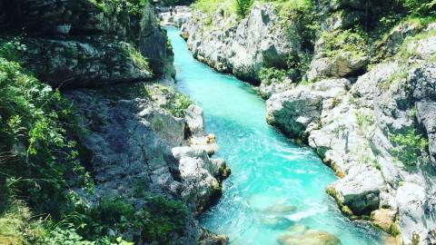 Soča Tal – We feel Slovenia