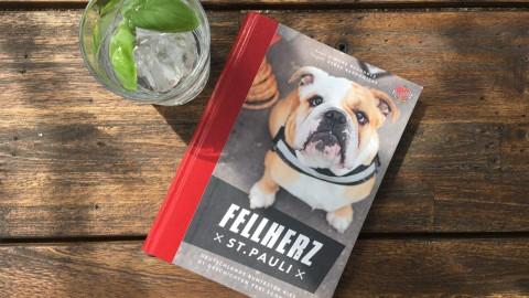 """[Werbung & Gewinnspiel] """"Fellherz"""" Meine Strandlektüre mit bunten Hundegeschichten vom Kiez"""