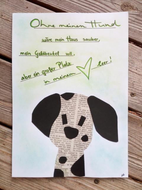 DIY – Ohne meinen Hund…