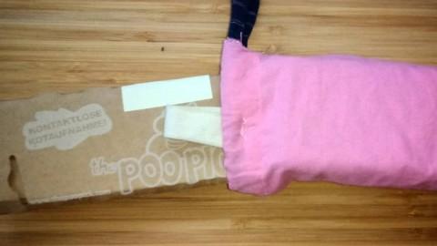 """DIY Poopick (Nachhaltige & Umweltfreundliche """"Kotbeutel"""") Tasche"""
