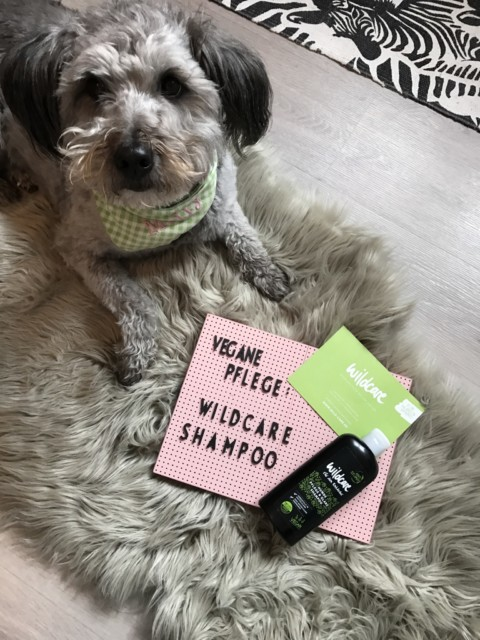 [Produkttest] Vegane Fellpflege: Wildcare Shampoo