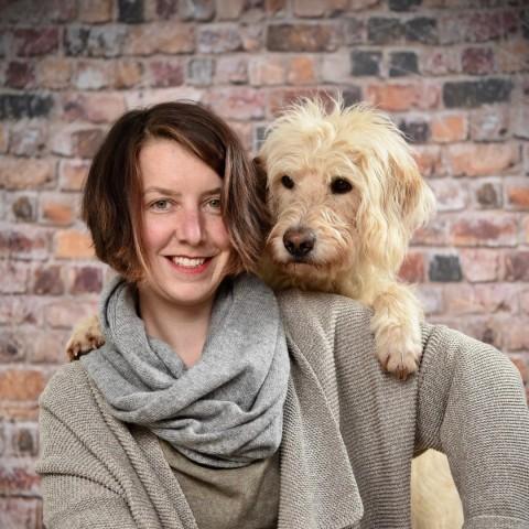 """Foto mit Hund: """"Selfie!"""" – Wir lieben unsere Hunde. Wir lieben Selfies. Lasst uns beides kombinieren!"""