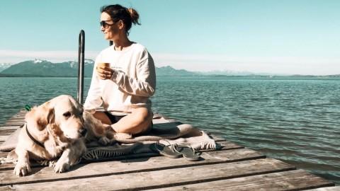 Unser erstes Mal im Wohnmobil mit Hund | Allgäu & Chiemsee [inkl. Packliste]