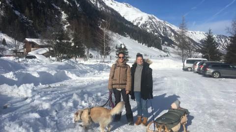 Sistertime: Kurzurlaub mit Hund & Baby in Rauris, Österreich