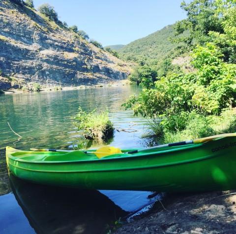 Kanuwandern auf der Ardèche – der ultimative Flussurlaub