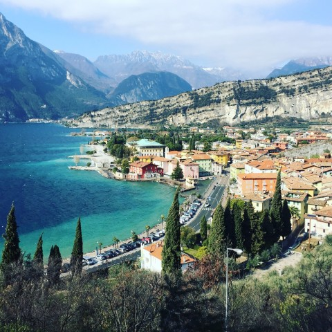 Lago di Garda – mein Herz schwankt