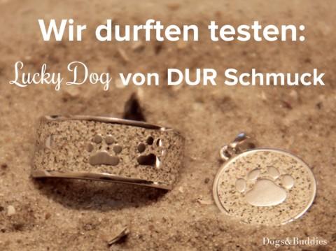 Wir durften testen: Schmuckserie Lucky Dog von DUR Schmuck