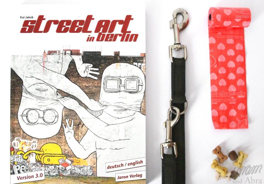 Kreative Dinge für dich und deinen Hund_Streetart