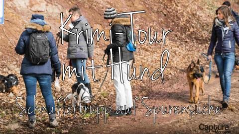 Krimi-Tour mit Hund