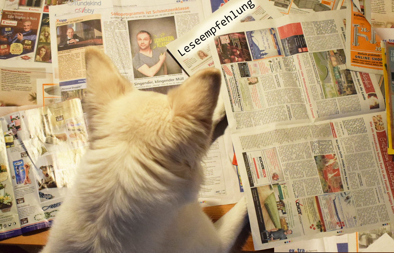 Leseempfehlung Hundeblogger
