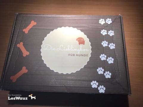 Die individuelle Überraschung: Die Lieblingbox für Hunde