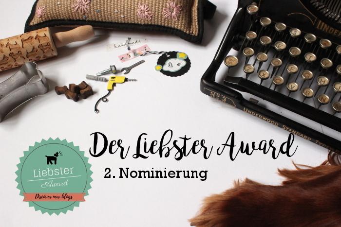 Liebster Award Hundeblog Teil 2