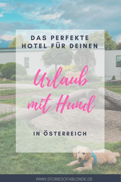 Urlaub mit Hund im Hundehotel in Österreich