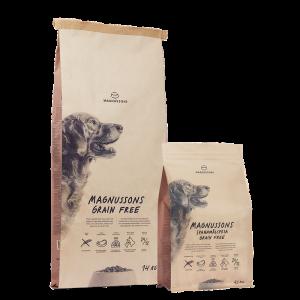 Magnusson Hundefutter grain free