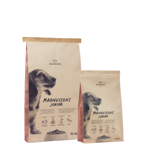 Magnusson Hundefutter junior