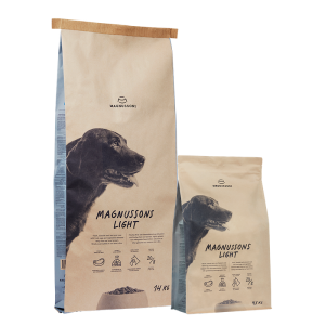 Magnusson Hundefutter light