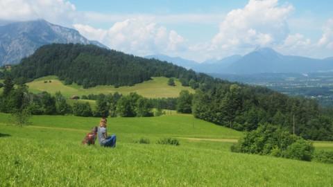 Rucksack packen – Trekking mit Hund am Meraner Höhenweg