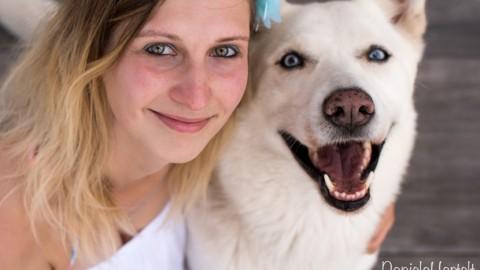 Beziehung & Verbundenheit: Mit diesen 7 Tipps gelingen individuelle und persönliche Fotos von Mensch und Hund!